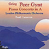 Grieg: Peer Gynt Suite No. 1 and 2, Piano Concerto in A minor